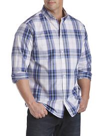 Synrgy® Exploded Plaid Sport Shirt