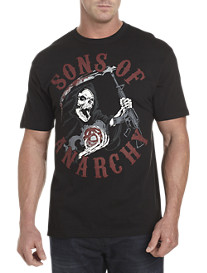 Sons of Anarchy: Reaper Charge Screen Tee