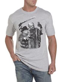 Jason & Freddy Selfie Screen Tee