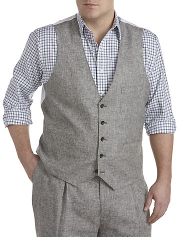 Men's Oak Hill® Linen Suit