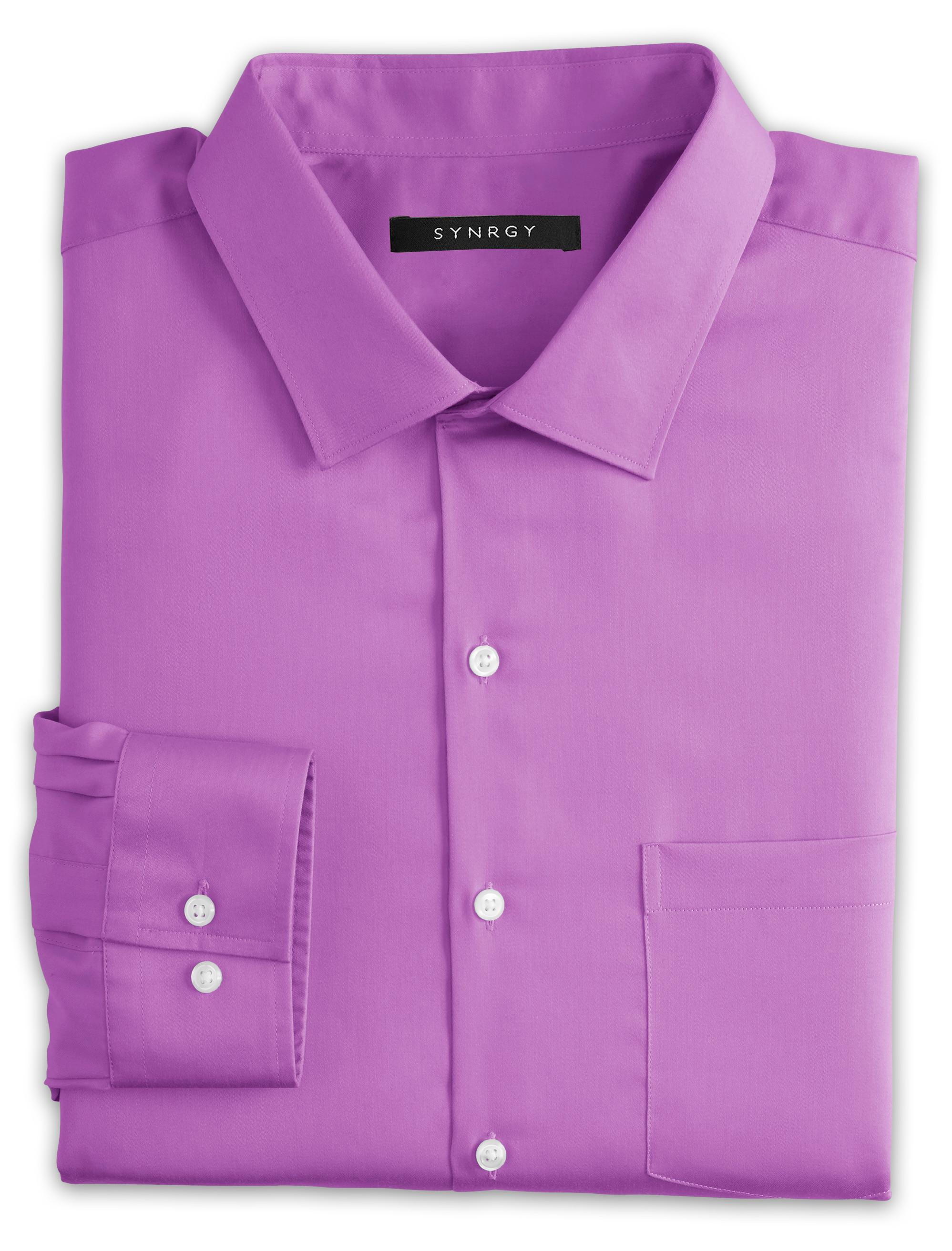 Synrgy Sateen Dress Shirt