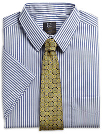 Gold Series Continuous Comfort Stripe Dress Shirt