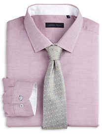 Andrew Fezza Textured Dress Shirt