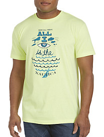 Nautica® All I See Is The Sea Graphic Tee