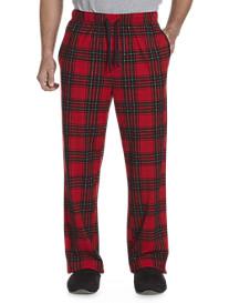Nautica® Plaid Fleece Lounge Pants