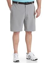 Reebok Flat-Front Solid Shorts