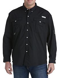 Columbia® PFG Bahama™ II Long-Sleeve Sport Shirt