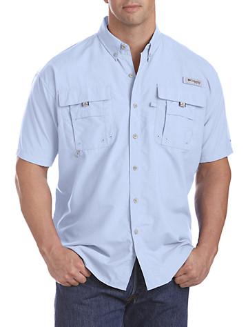 Columbia® PFG Bahama™ II Short-Sleeve Sport Shirt