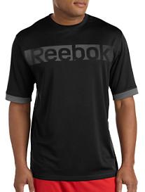 Reebok PlayDry® Graphic Logo Tech Top