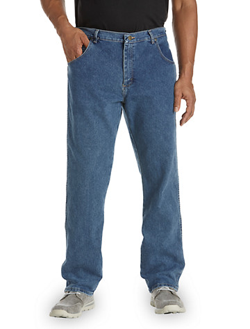 Wrangler® Advanced Comfort Jeans | Loose Fit