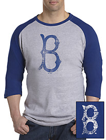 MLB Coop Raglan-Sleeve Team Tee