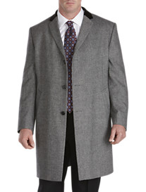 Jean-Paul Germain Chesterfield Topcoat