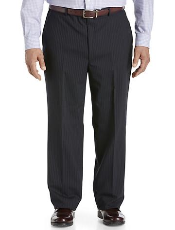 Jean Paul Germain Pleated Stripe Suit Pants - $80.00