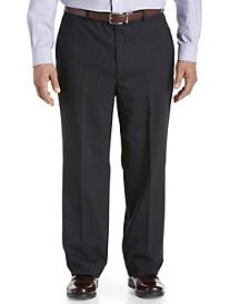 Jean Paul Germain Pleated Stripe Suit Pants