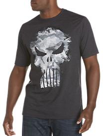 Marvel Punisher Camo Graphic Tee