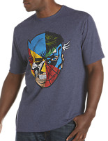 Marvel Mix Up Graphic Tee