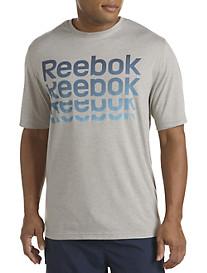 Reebok Ombré Logo Tee