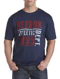 Reebok Athletic Department Screen Tee