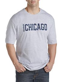 Reebok Chicago Screen Tee