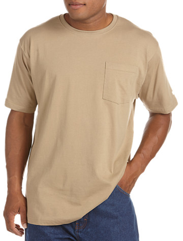 Berne® Heavyweight Short Sleeve Pocket Tee