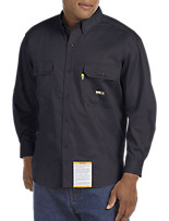 Berne® Flame-Resistant Button Down Workshirt