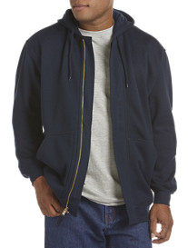 Berne® Flame-Resistant Hooded Cardigan Sweatshirt