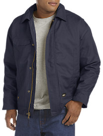 Berne® Flame-Resistant Quilt-Lined Bomber Jacket