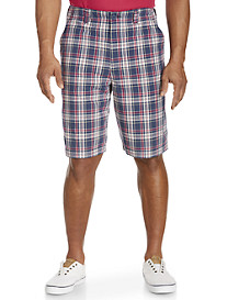 True Nation® Roadmap Plaid Shorts