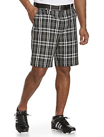 Oak Hill® Plaid Microfiber Shorts