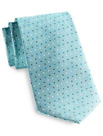Geoffrey Beene® Multi Dot Silk Tie