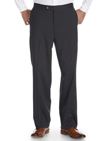 Navy Dress Pants by Sansabelt®