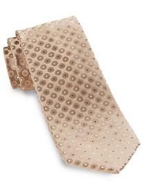 Geoffrey Beene® Gemstone Silk Tie
