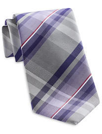 Geoffrey Beene Sunlight Plaid Tie