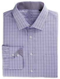 English Laundry Medium Plaid Dress Shirt