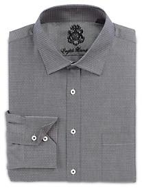 English Laundry™ Tonal Geo Print Dress Shirt