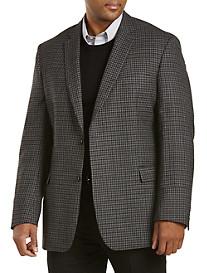 Jean-Paul Germain Wool Check Sport Coat--Executive Cut