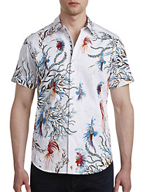 Robert Graham Deep Sea Sport Shirt
