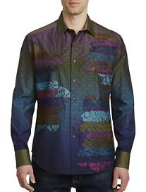 Robert Graham Limited Edition Roo's Nebula Sport Shirt