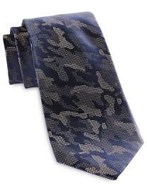 Michael Kors® Pixelated Camo Silk Tie