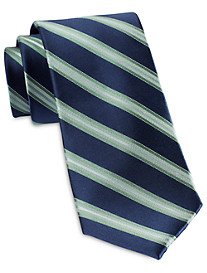 Michael Kors® Trio Satin Stripe Silk Tie