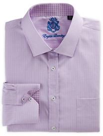 English Laundry Neat Stripe Dress Shirt