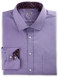 English Laundry Micro Neat Dress Shirt