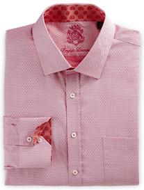 English Laundry Neat Dress Shirt