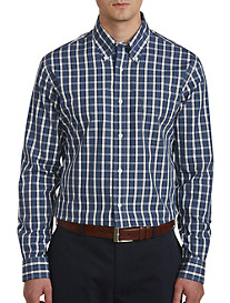 Brooks Brothers Non-Iron Traditional Check Broadcloth Sport Shirt