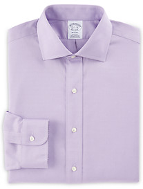 Brooks Brothers Non-Iron Dobby Dot Sport Shirt