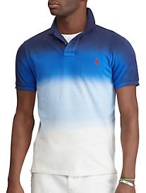 Polo Ralph Lauren Classic Fit Dip-Dye Polo Shirt