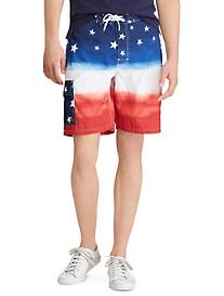 Polo Ralph Lauren Kailua Stars & Stripes Swim Trunks