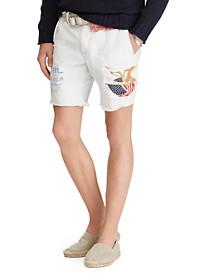 Polo Ralph Lauren Logo Chino Shorts