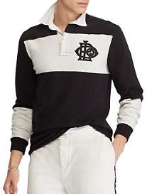Polo Ralph Lauren Antique Long-Sleeve Rugby Shirt