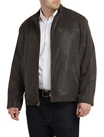 Remy Vintage Lambskin Leather Jacket